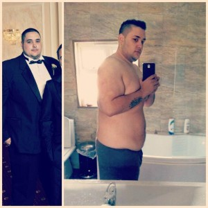 Ersan 25 Before & After  Effects of Personal Training