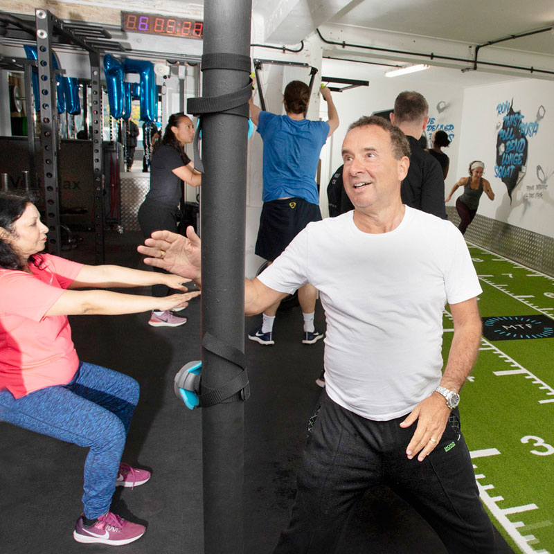 MighteeFit Group Fitness Classes